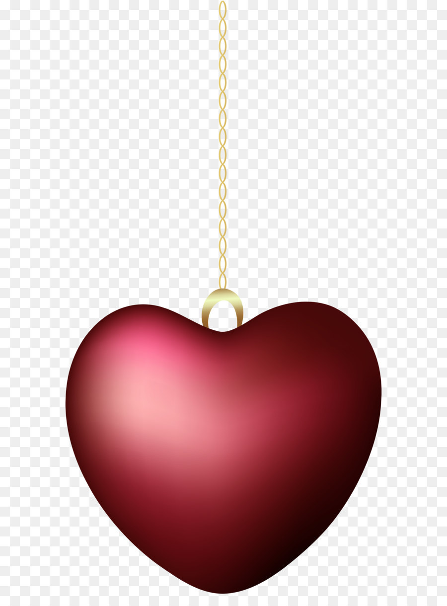 Christmas Heart Png.Heart Christmas Ornament Maroon Design Red Hanging Heart