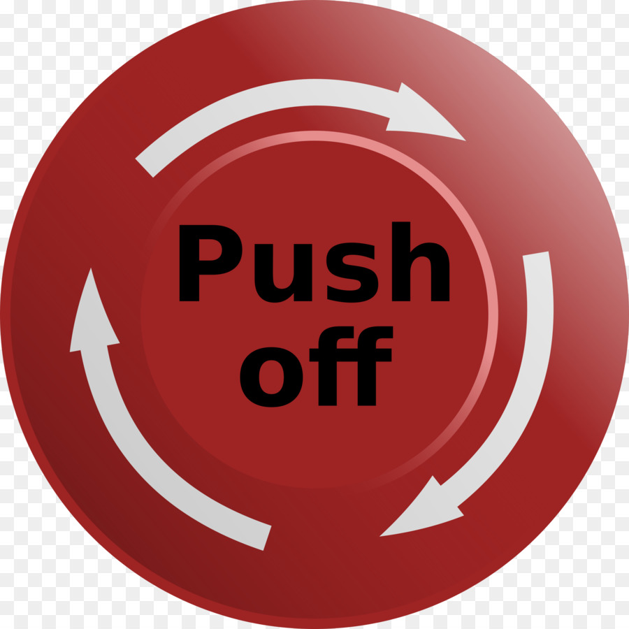 Kill switch Push-button Computer Icons Clip art - stop
