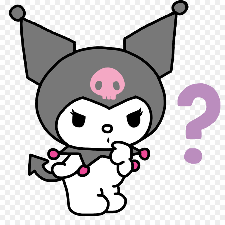 Hello Kitty My Melody Kuromi Sanrio Villain - others