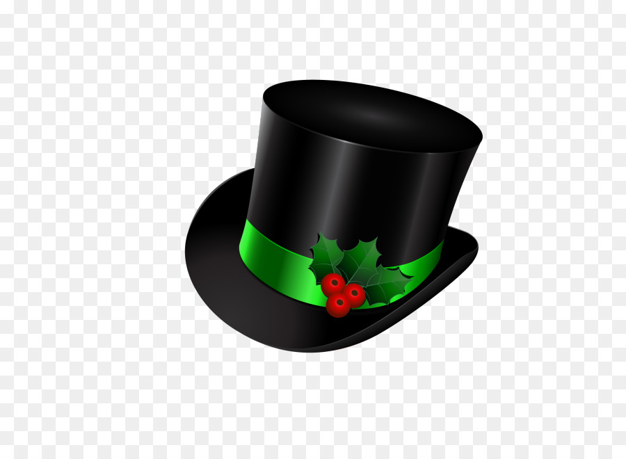 Christmas Hat Transparent.Top Hat Cartoon