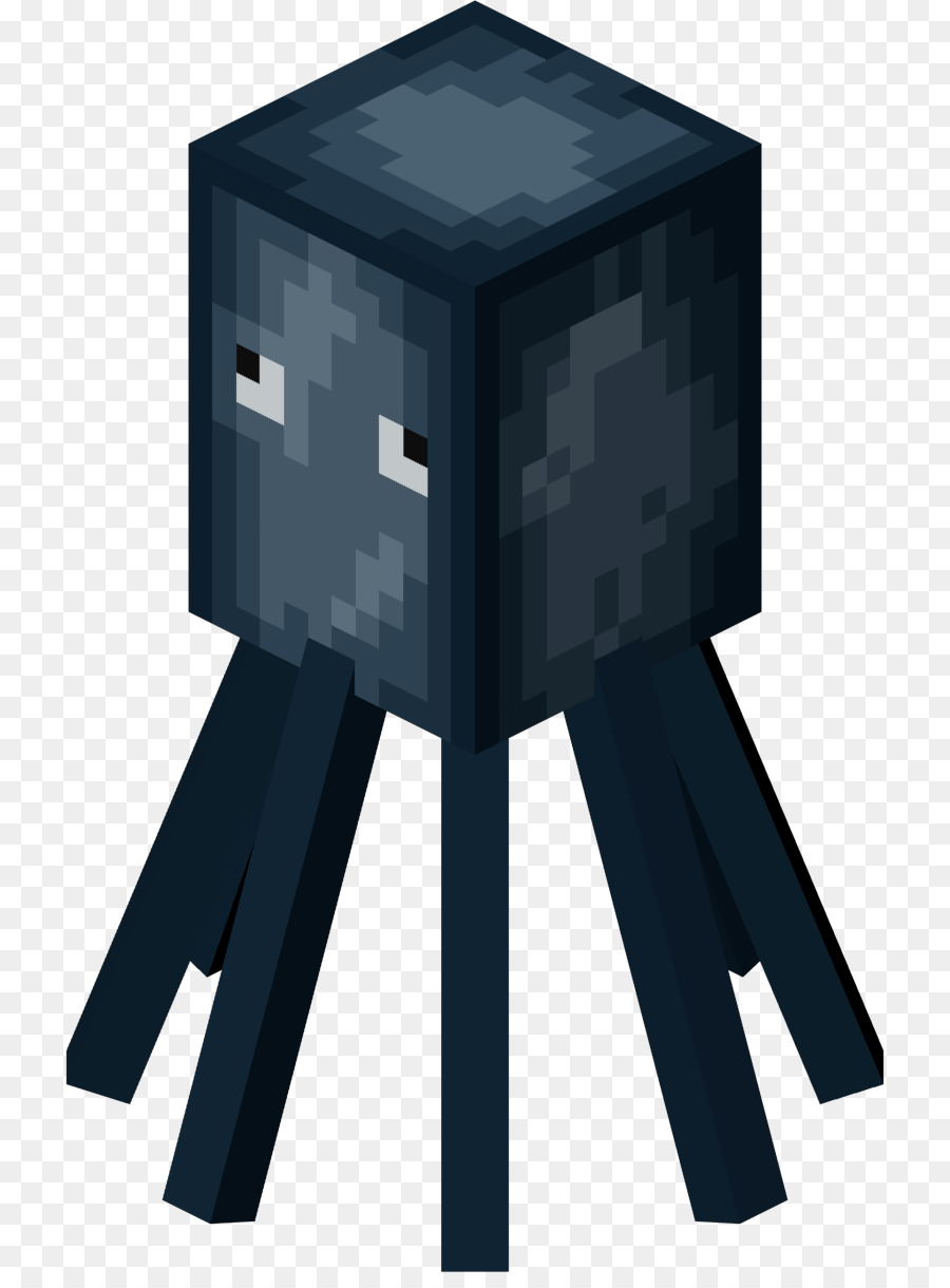 Minecraft Pocket Edition Squid Mob Spawning Squid