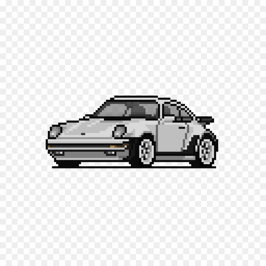 Made By Mp4e Pixel Art Logo Voiture