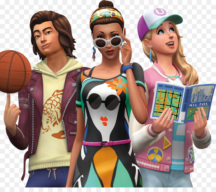 The Sims 4: City Living The Sims 2 The Sims 3 Stuff packs The Sims 3:
