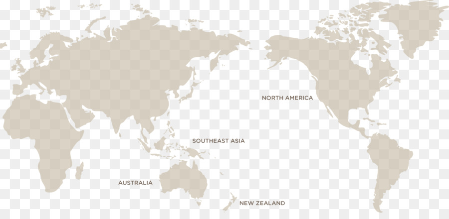 Japan World map - south east asia