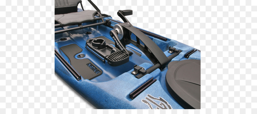 Kayak fishing Native Watercraft Slayer 13 - mount