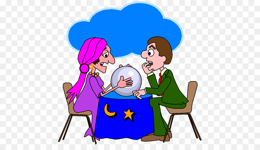 Fortune-telling Crystal ball Royalty-free Clip art - others