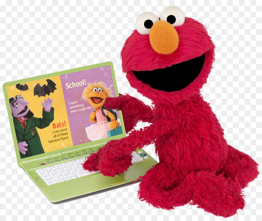 Elmo Loves 123s Cookie Monster Sesame Workshop Abby Cadabby