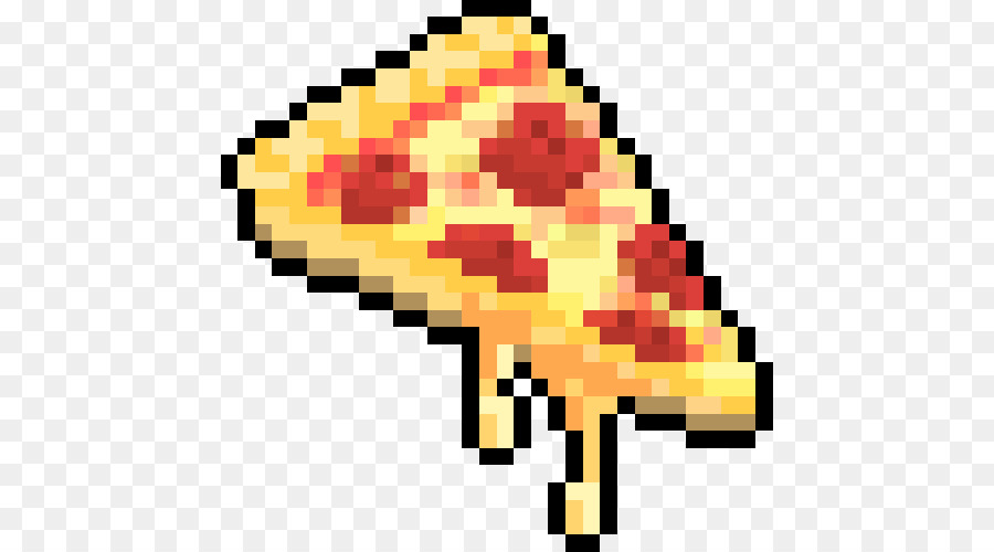 Pizza Pixel Art