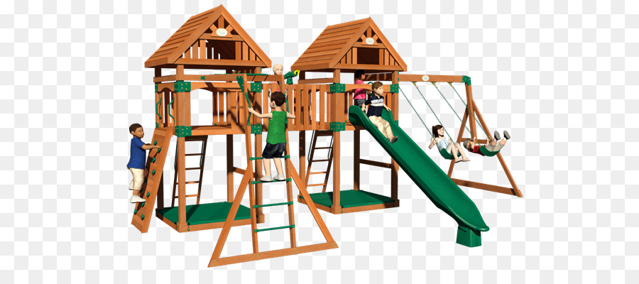 Playground Backyard Discovery Tucson Cedar Swing Set Outdoor