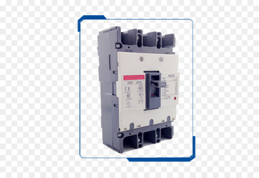 Circuit breaker Electrical network Residual-current device ... on
