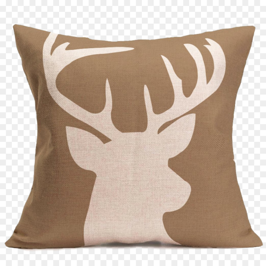 Excellent Deer Throw Pillows Couch Cushion Deer Inzonedesignstudio Interior Chair Design Inzonedesignstudiocom