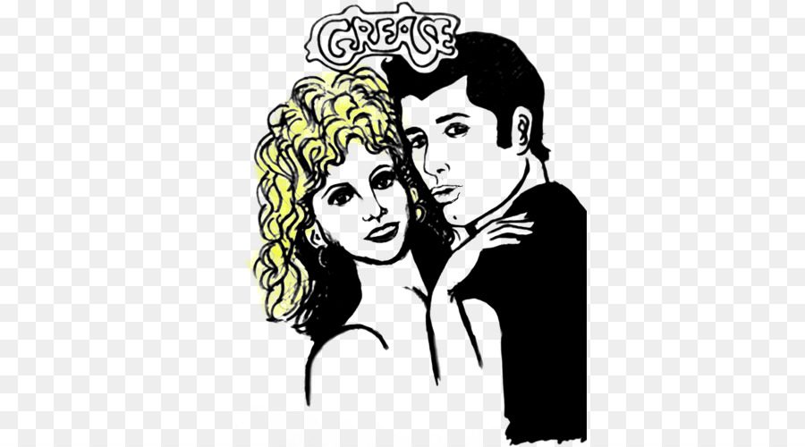 Image result for grease the movie clipart