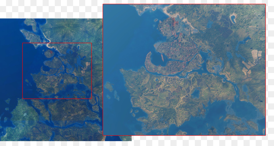 The Witcher 3: Wild Hunt – Blood and Wine Google Maps Bird's ... on salem world map, tolkien world map, the witcher world map,
