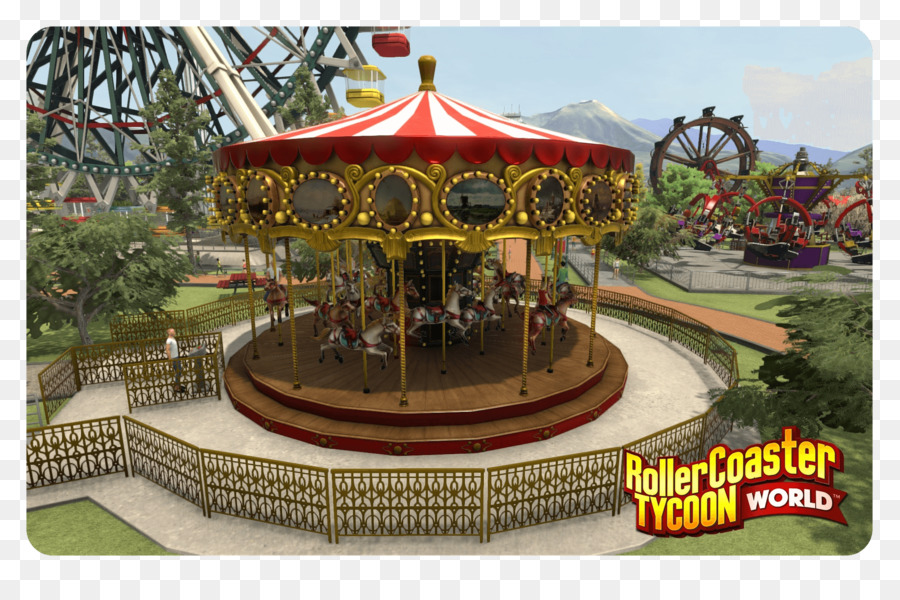 RollerCoaster Tycoon World RollerCoaster Tycoon 3 Video game