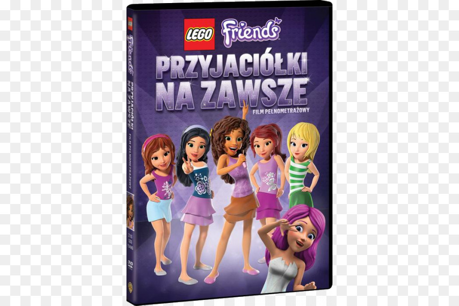 Amazoncom Lego Friends Girlz 4 Life Dvd