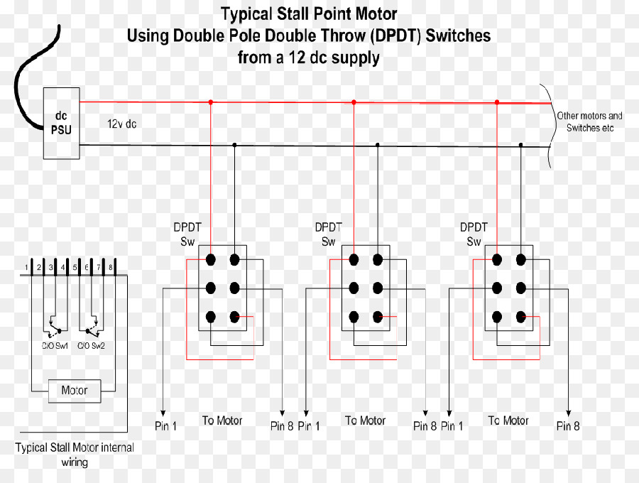 electrical switches wiring diagram changeover switch Electrical Switch System