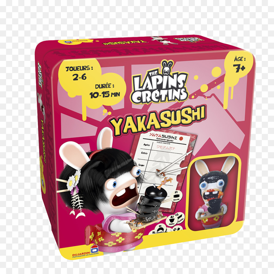 Raving Rabbids Travel In Time Rabbids Go Home Party Game