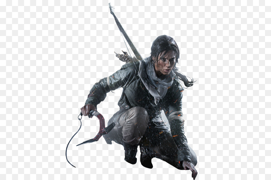 Shadow Of The Tomb Raider Action Figure