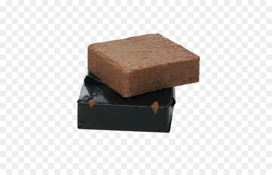 Coconut Substrate Brick Box Rectangle