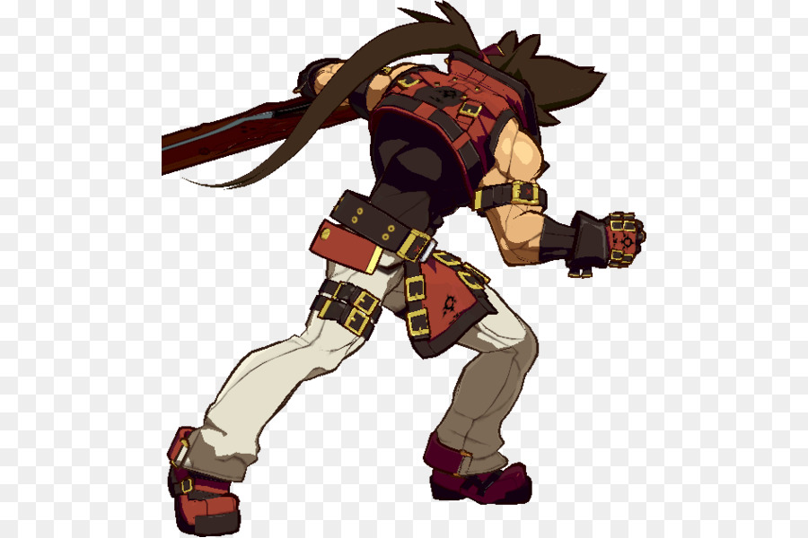 Guilty Gear Xrd Sol Badguy Bounty Hunter Wiki Sol