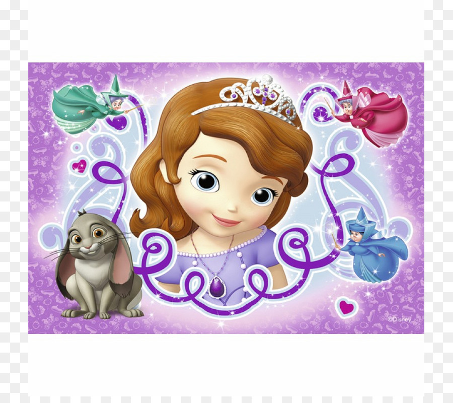 Desktop Wallpaper Image Sofia The First Ready To Be A