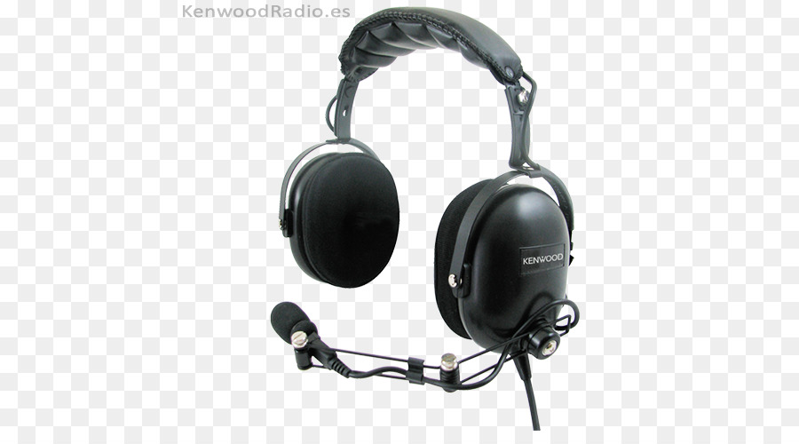 Microphone Kenwood Electronics KHS-10-OH hearing protection