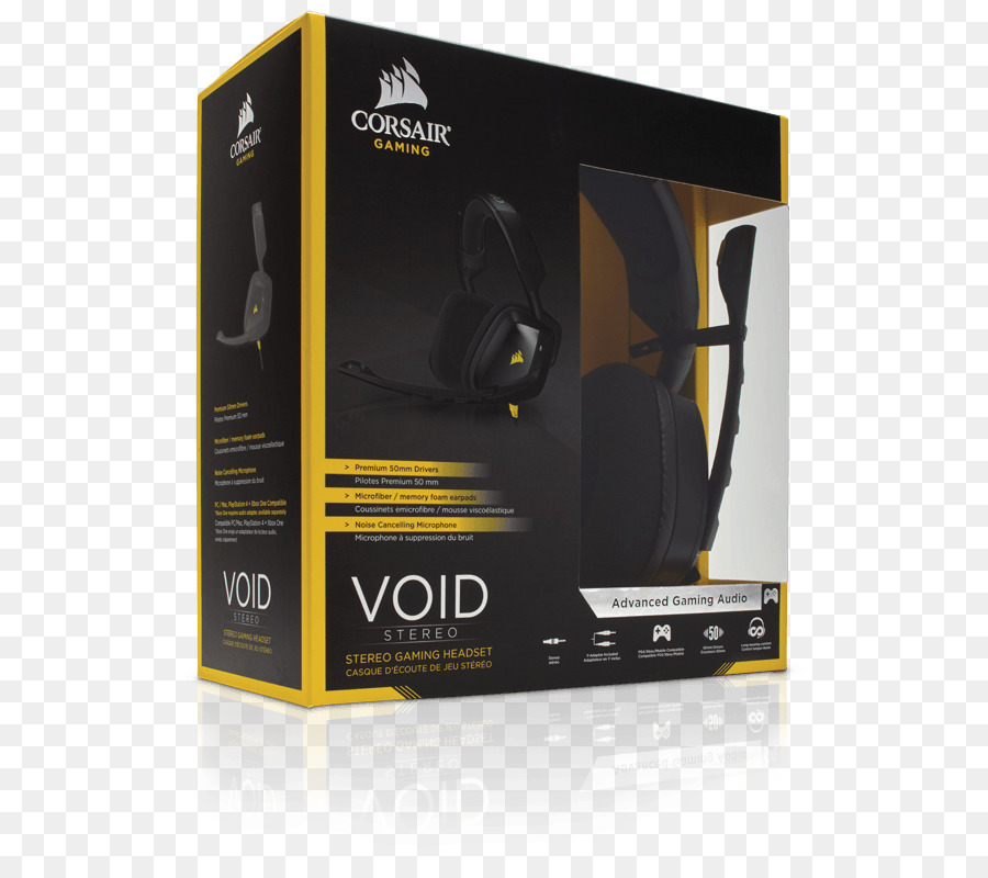 02d3a9d9723 Corsair VOID PRO RGB Headset 7.1 surround sound Headphones Corsair  Components - best pc gaming headset wired
