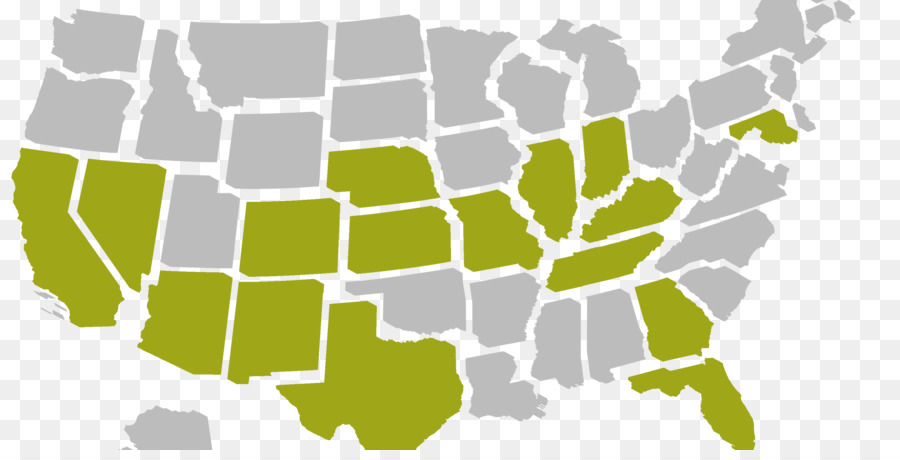 United States of America Vector graphics Map Royalty-free U.S. state ...