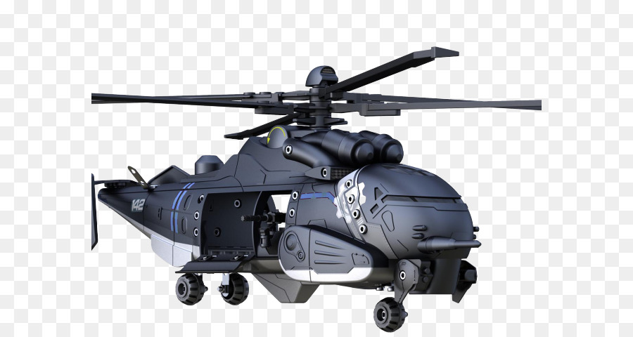 Gears Of War 4 Helicopter Marcus Fenix Construction Set
