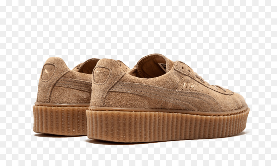 PUMA FENTY x PUMA Cleated Sneakers Brothel creeper Suede