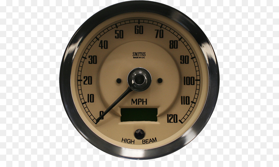 MG MGB Gauge Car MG Midget - vintage speedometer calibration