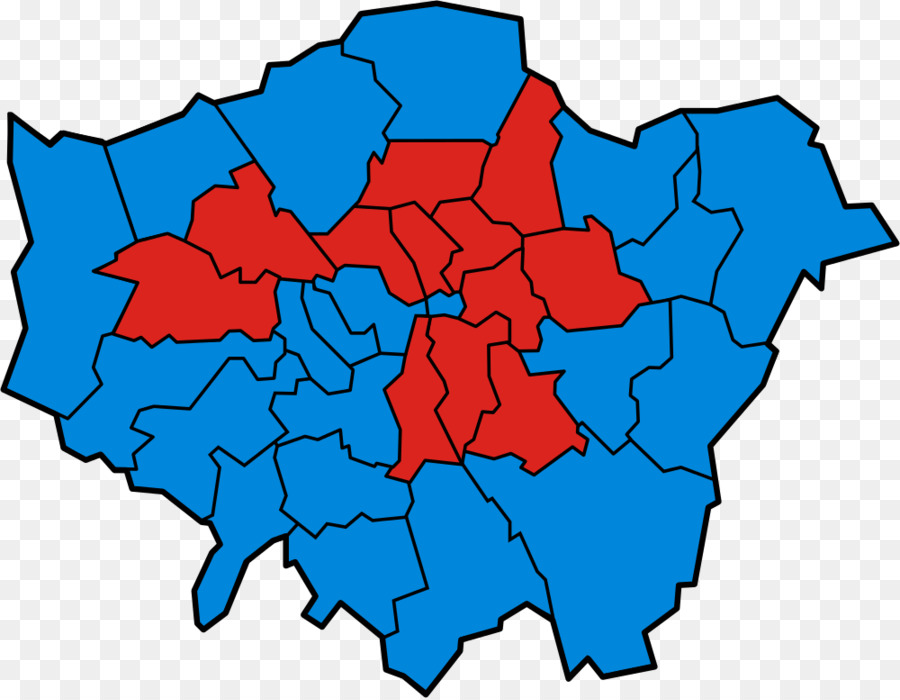 Map Outer London.London Borough Of Croydon London Borough Of Southwark Outer London