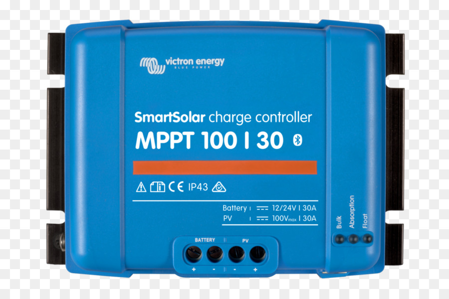 Battery Charge Controllers Victron BlueSolar MPPT Charge Controller