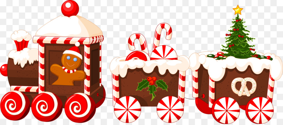 Christmas Candyland Clipart.Christmas Clip Art