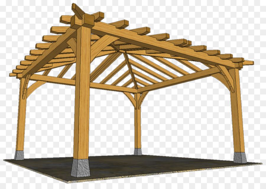 Roof Outdoor Structure