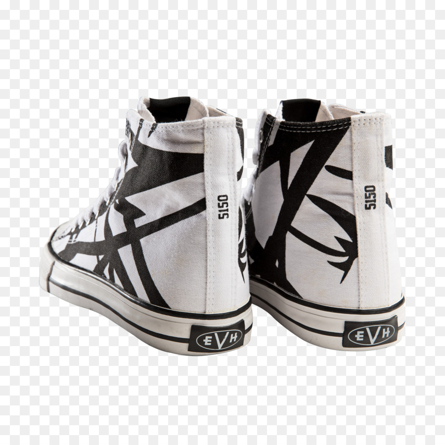 709f72860a Sneakers EVH Striped Series Shoe Van Halen High-top -