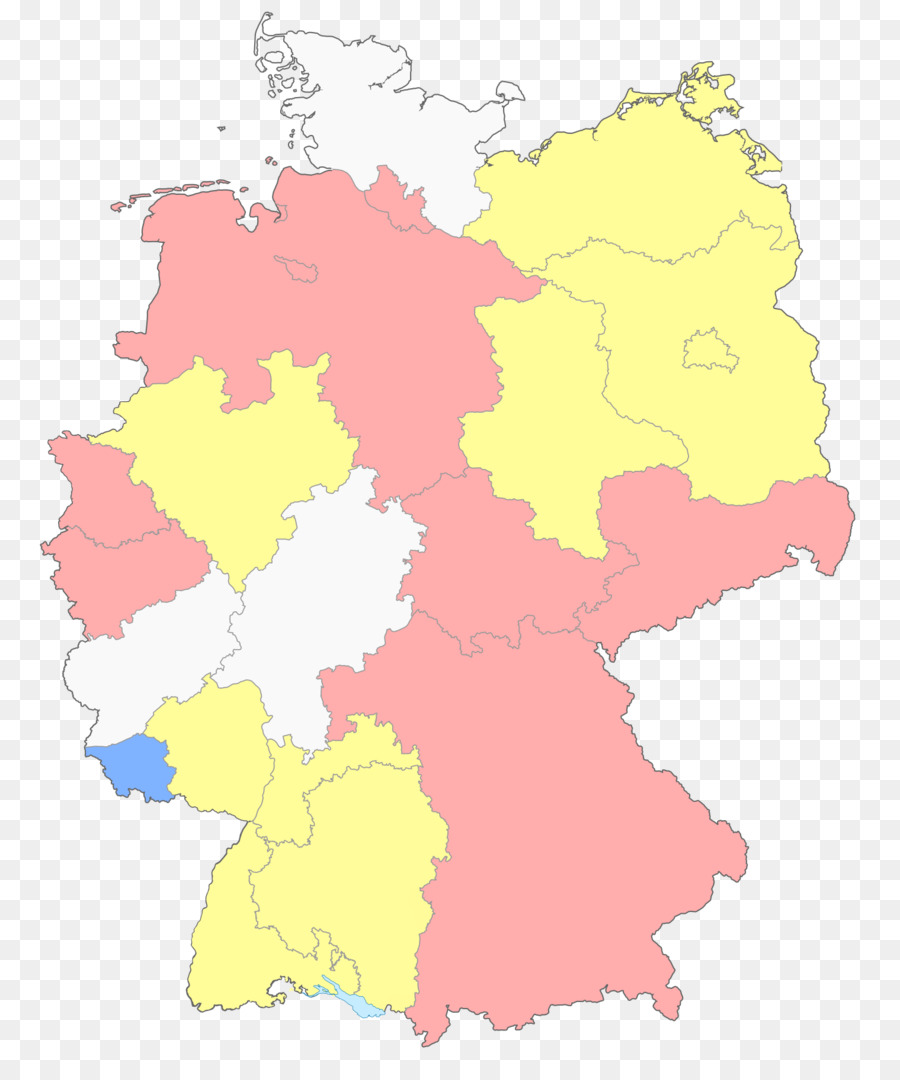 States of Germany Lower Saxony Germany Map Berlin Vector ...