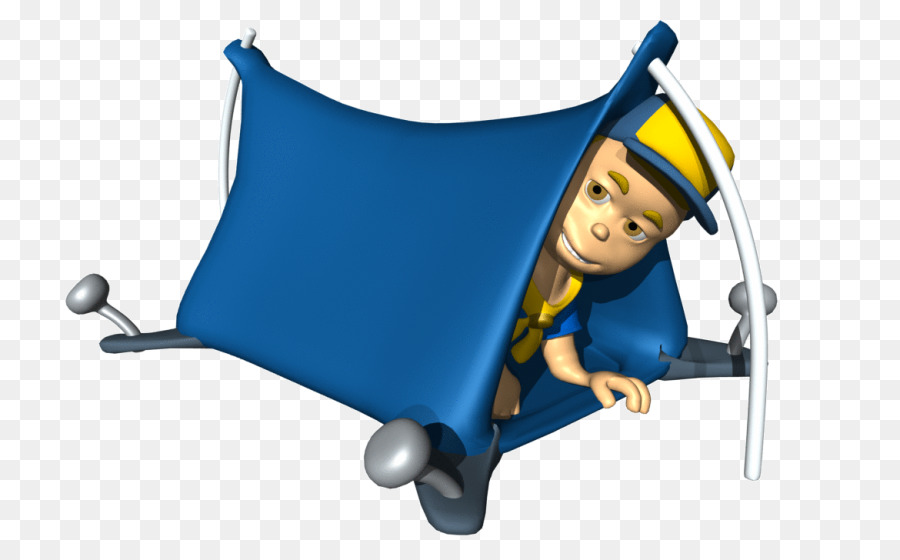 Camping Scouting Cub Scout Blue Electric Blue