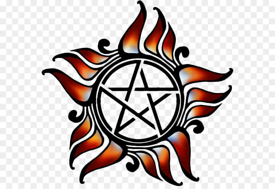 Tattoo Demon Design Spirit possession Symbol - supernatural
