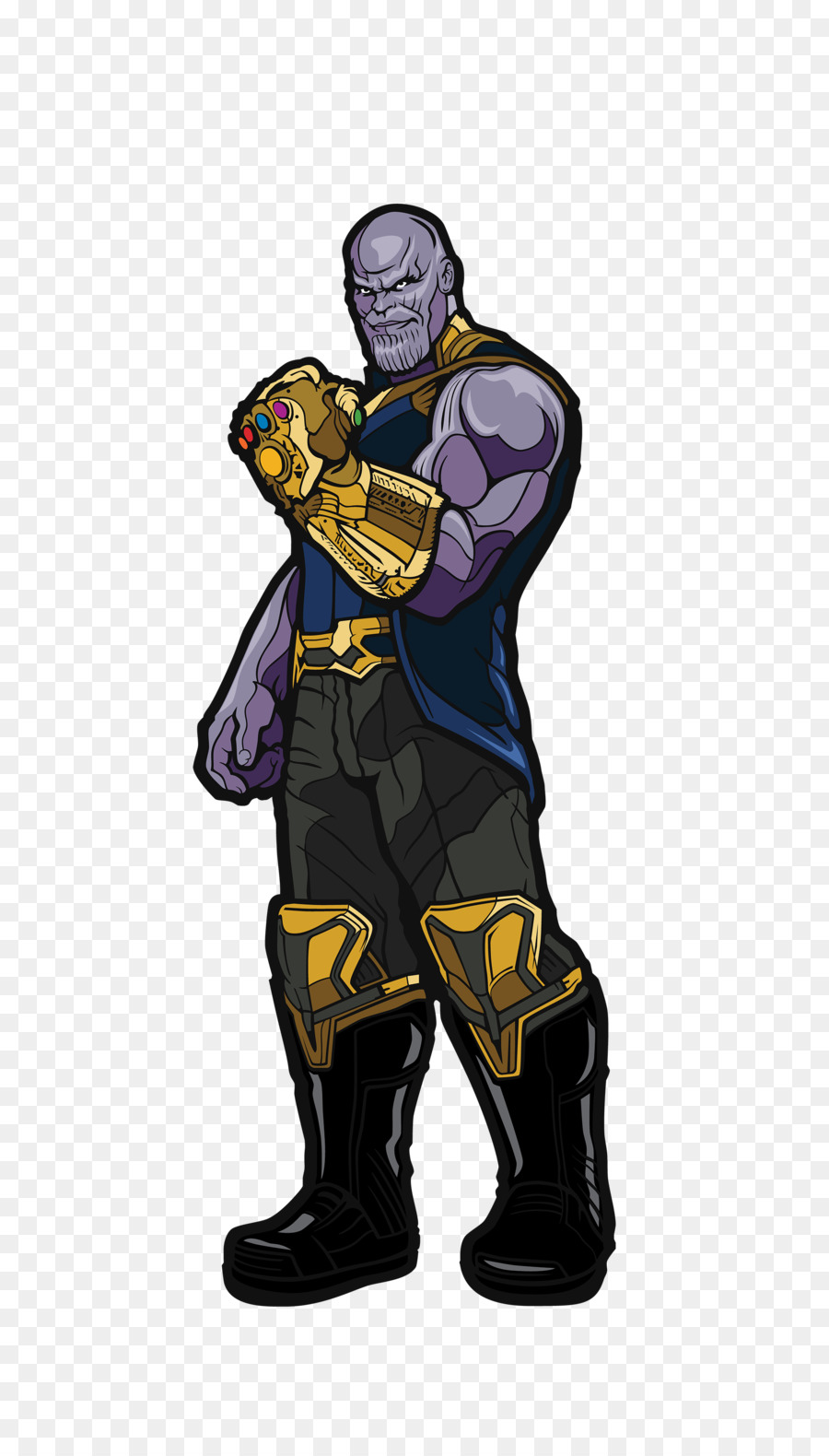 Thanos The Avengers Black Panther Thor Collector Infinity Gauntlet