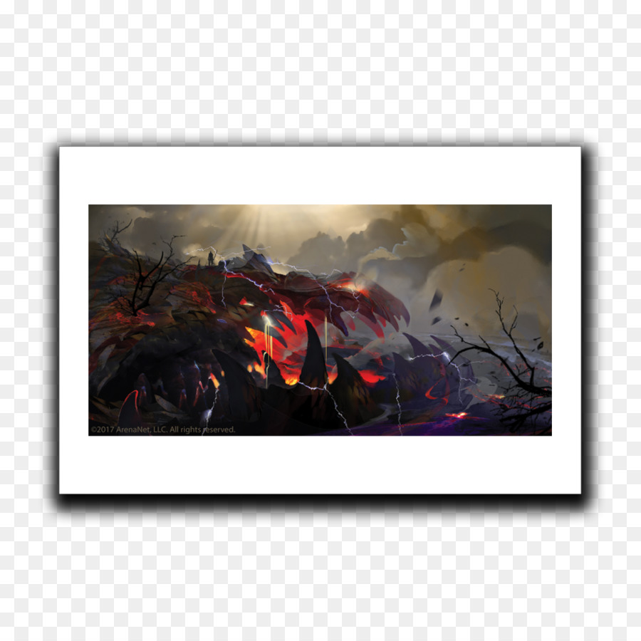 Guild Wars 2: Heart of Thorns Dragon Video Games Guild Wars